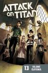 Attack on Titan 13 - Hajime Isayama (Paperback)