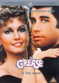 Grease (DVD) - Cover