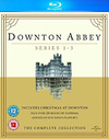 Downton Abbey: Series 1-3/Christmas at Downton Abbey (Blu-ray)