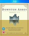 Downton Abbey: Series 1-3/Christmas at Downton Abbey (Blu-ray)