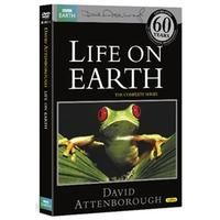 David Attenborough: Life On Earth - The Complete Series (DVD)