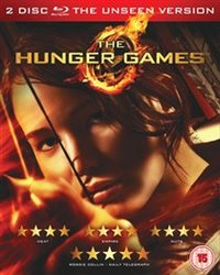 Hunger Games (Blu-ray) - Cover