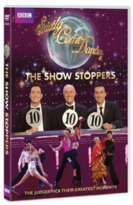 Strictly Come Dancing: The Show Stoppers (DVD) - Cover