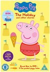 Peppa Pig: The Holiday and Other Stories (DVD) Cover