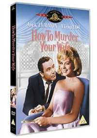 How to Murder Your Wife (DVD) - Cover