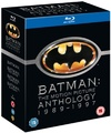 Batman: The Motion Picture Anthology (Blu-ray)