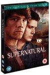 Supernatural: The Complete Third Season (DVD)