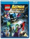 LEGO Batman - The Movie (All Region Blu-Ray) Cover