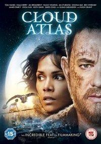 Cloud Atlas (DVD) - Cover