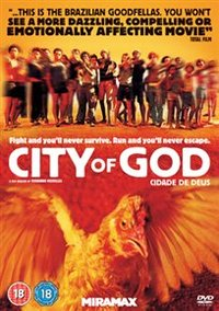 City of God (DVD) - Cover
