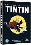The Adventures of Tintin: Complete Collection (DVD) Cover
