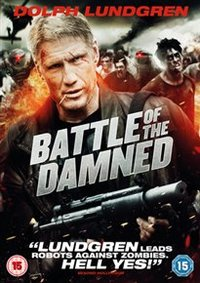 Battle of the Damned (DVD) - Cover