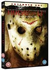 Friday the 13th: Extended Cut (DVD) Cover