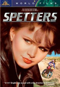 Spetters (DVD) - Cover