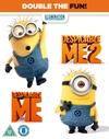 Despicable Me/Despicable Me 2 (Blu-ray)