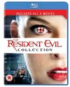 Resident Evil: 1-4 Collection (Blu-ray)