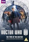 Doctor Who: The Time of the Doctor and Other Eleventh Doctor ... (DVD) Cover
