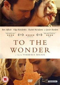 To the Wonder (DVD) - Cover