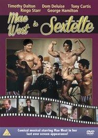 Sextette (DVD) - Cover