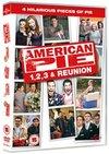 American Pie/American Pie 2/American Pie: The Wedding/American... (DVD)