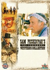Sam Peckinpah - The Legendary Westerns Collection (DVD) - Cover