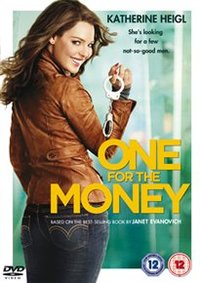One For the Money (DVD) - Cover