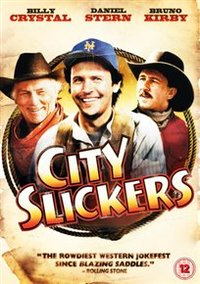 City Slickers (DVD) - Cover