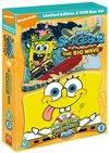 SpongeBob Squarepants: The Movie/SpongeBob and the Big Wave (DVD)