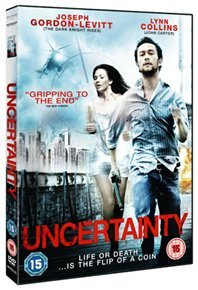 Uncertainty (DVD) - Cover