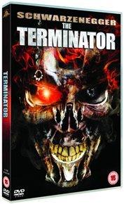 Terminator (DVD) - Cover