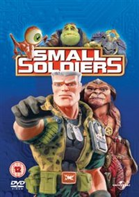 Small Soldiers (DVD) - Cover