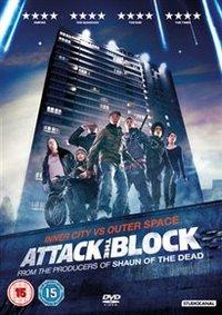 Attack the Block (DVD) - Cover