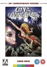 City of the Living Dead (DVD) - Cover
