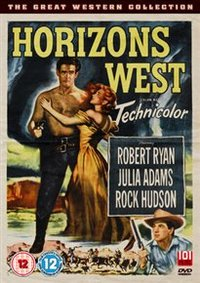 Horizons West (DVD) - Cover