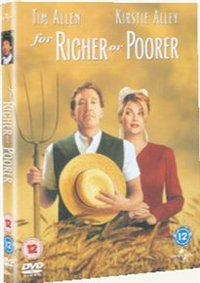 For Richer Or Poorer (DVD) - Cover