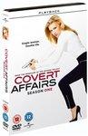 Covert Affairs: Season 1 (DVD) Cover