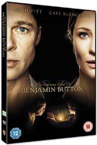 Curious Case of Benjamin Button (DVD) - Cover