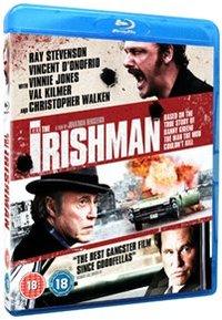 Kill the Irishman (Blu-ray) - Cover