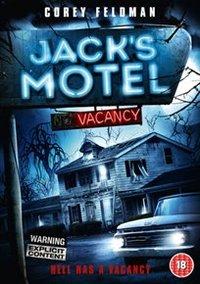 Jack's Motel (DVD) - Cover