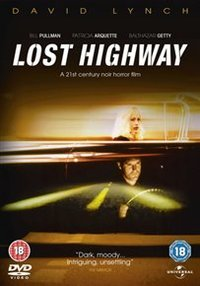Lost Highway (DVD) - Cover