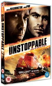 Unstoppable (DVD) - Cover