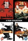 28 Days Later/28 Weeks Later/The Transporter/The Transporter 2 (DVD)