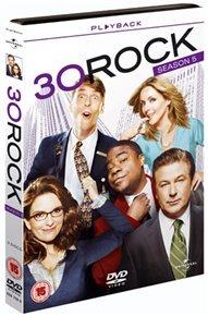 30 Rock: Season 5 (DVD) - Cover