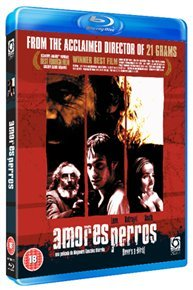 Amores Perros (Blu-ray) - Cover