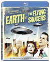 Earth Vs the Flying Saucers (Blu-ray)