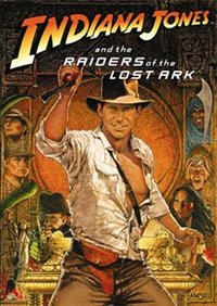 Indiana Jones and the Raiders of the Lost Ark (DVD) - Cover