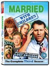 Married With Children: Season 3 (DVD) Cover