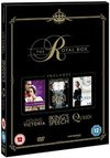 The King's Speech/The Queen/The Young Victoria (DVD)