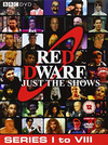 Red Dwarf: Just the Shows - Volumes 1 and 2 Collection (DVD)
