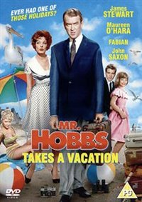 Mr. Hobbs Takes a Vacation (DVD) - Cover